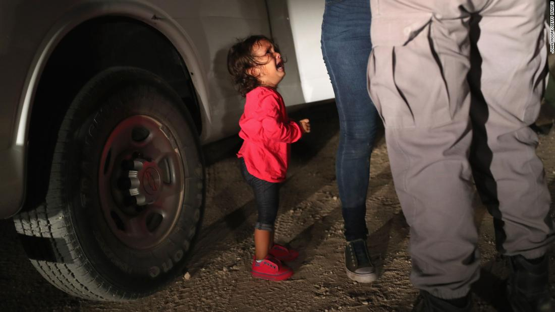 A child's anguish meets America's indifference on new TIME cover – Trending Stuff