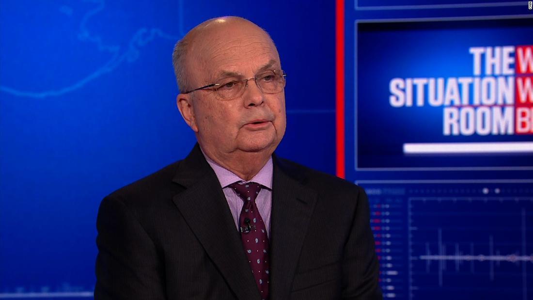 Ex-CIA chief: I'm scared