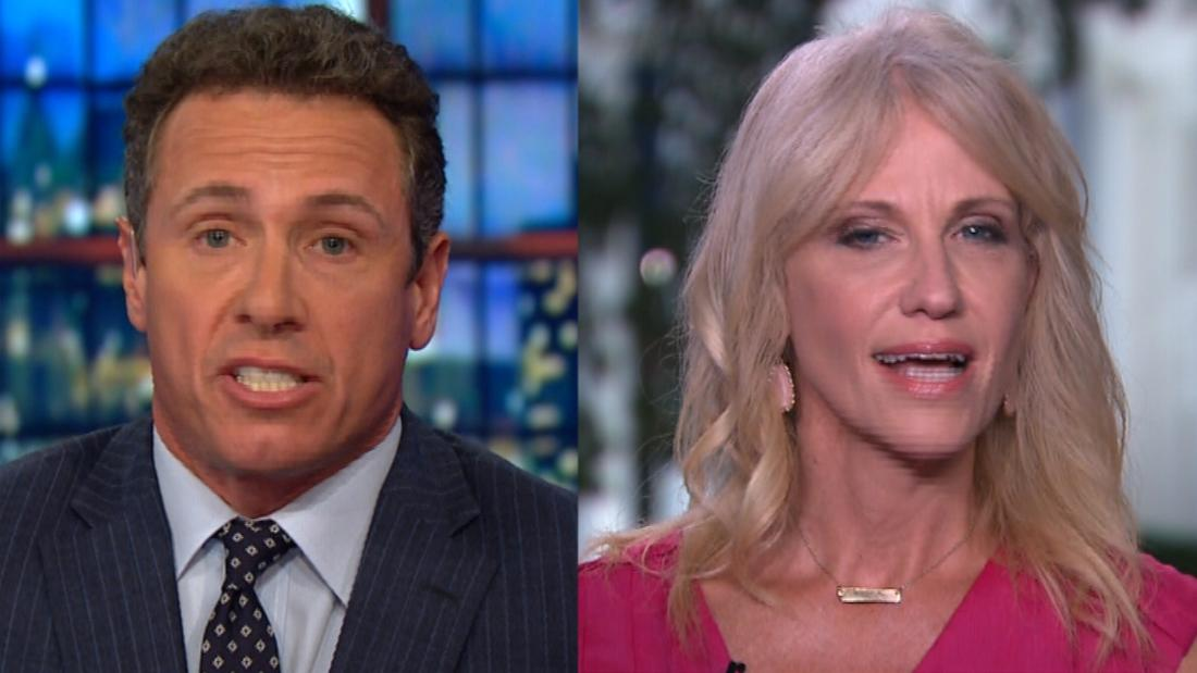 Conway to Cuomo: How dare you