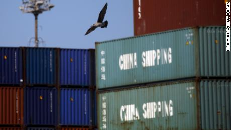 It is a trade crisis with China Here, most Americans are not labeled