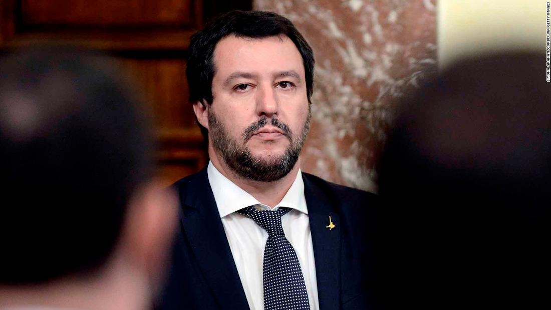 Italian minister's Roma census talk causes outrage