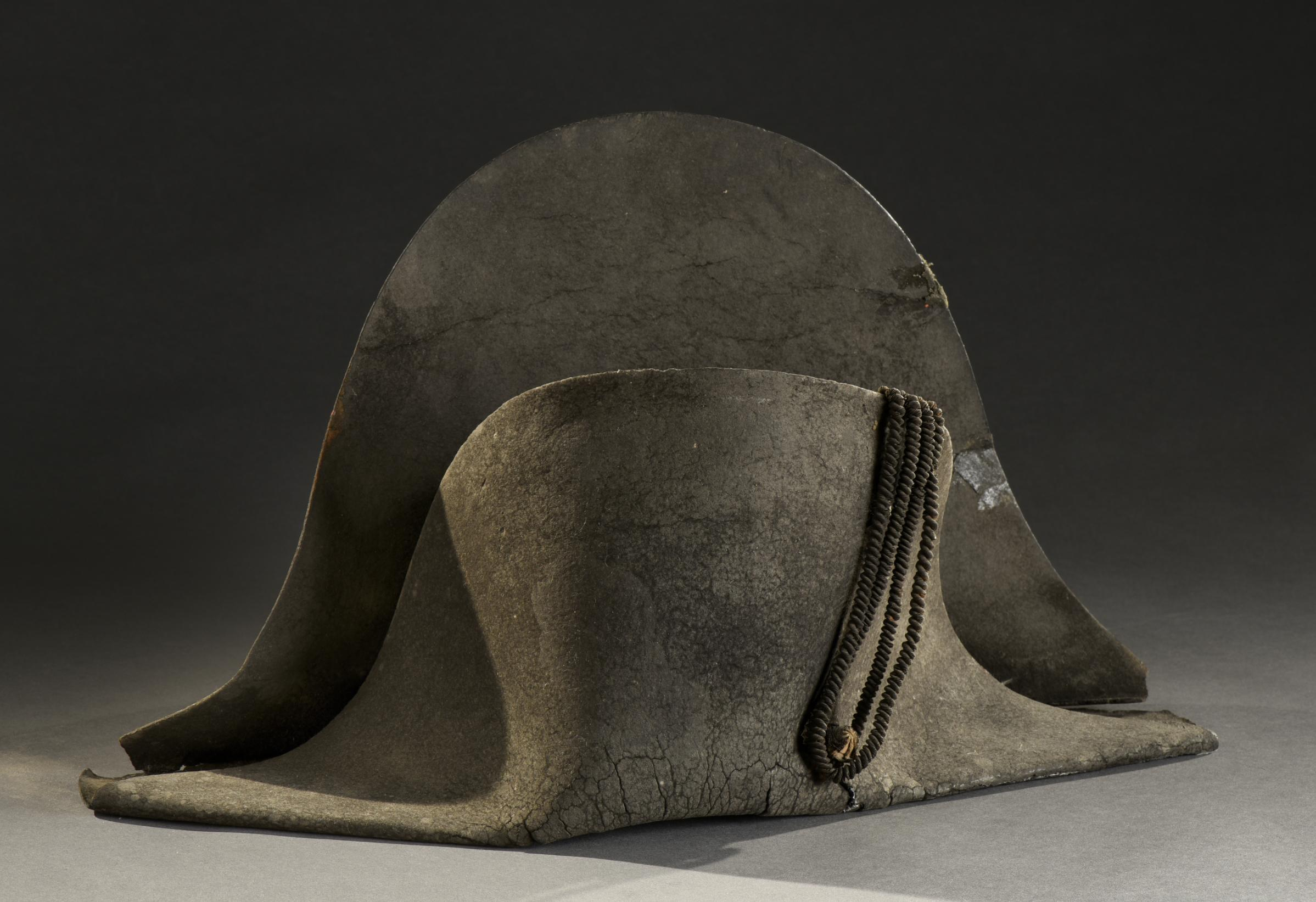 The hat Napoleon is said to have worn at the Battle of Waterloo sells for  more than  400K a1867d94578