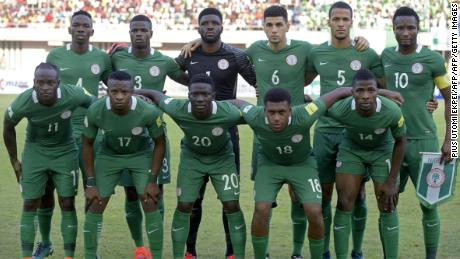 Nigeria's Super Eagles miss out on nearly $300k match bonus after Croatia loss