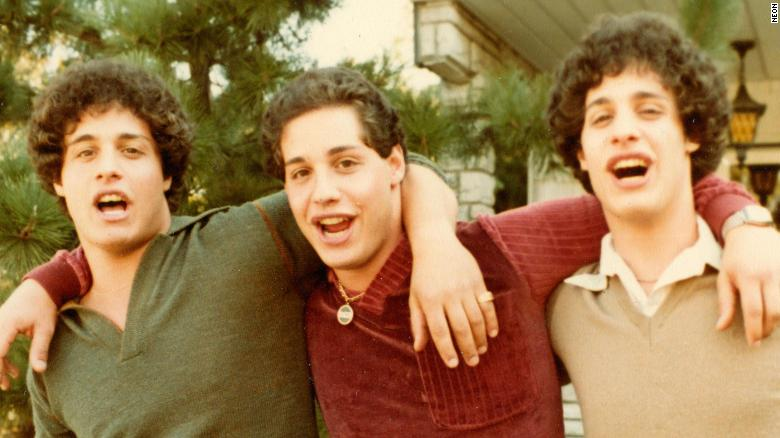 'Three Identical Strangers'