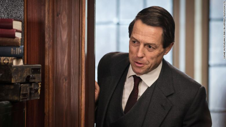 Hugh Grant in 'A Very English Scandal'