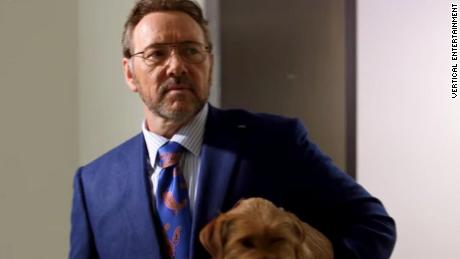Kevin Spacey in 'Billionaire Boys' Club'