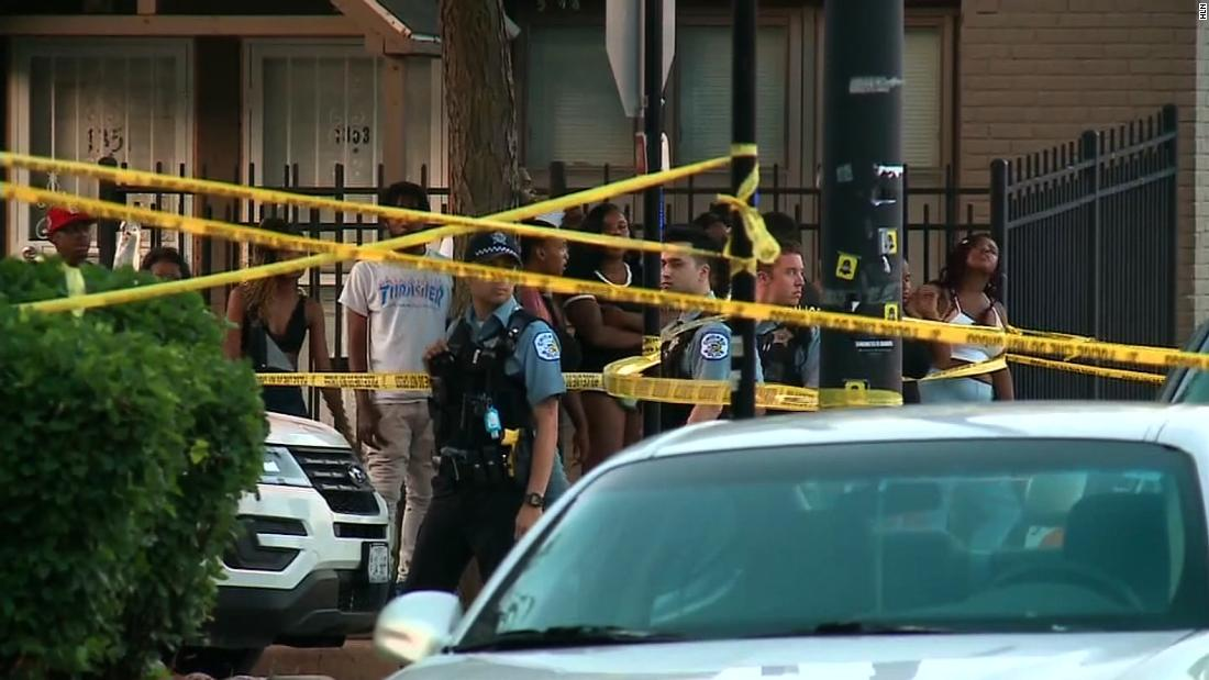 image of Chicago has deadliest weekend of the year