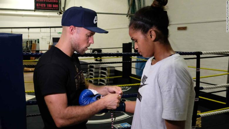 Somalian refugee finds success in the ring