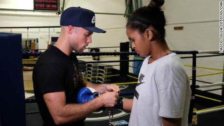 A 27-year-old refugee Ramla Ali from Somalia who nearly died while trying to flee the country has become a champion boxer, though her conservative Muslim parents initially thought the sport was unsuitable for a woman.