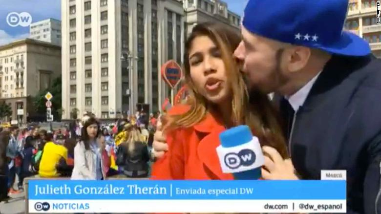 7874fa612dcee The World Cup sexism that won t go away -- and the female reporters ...