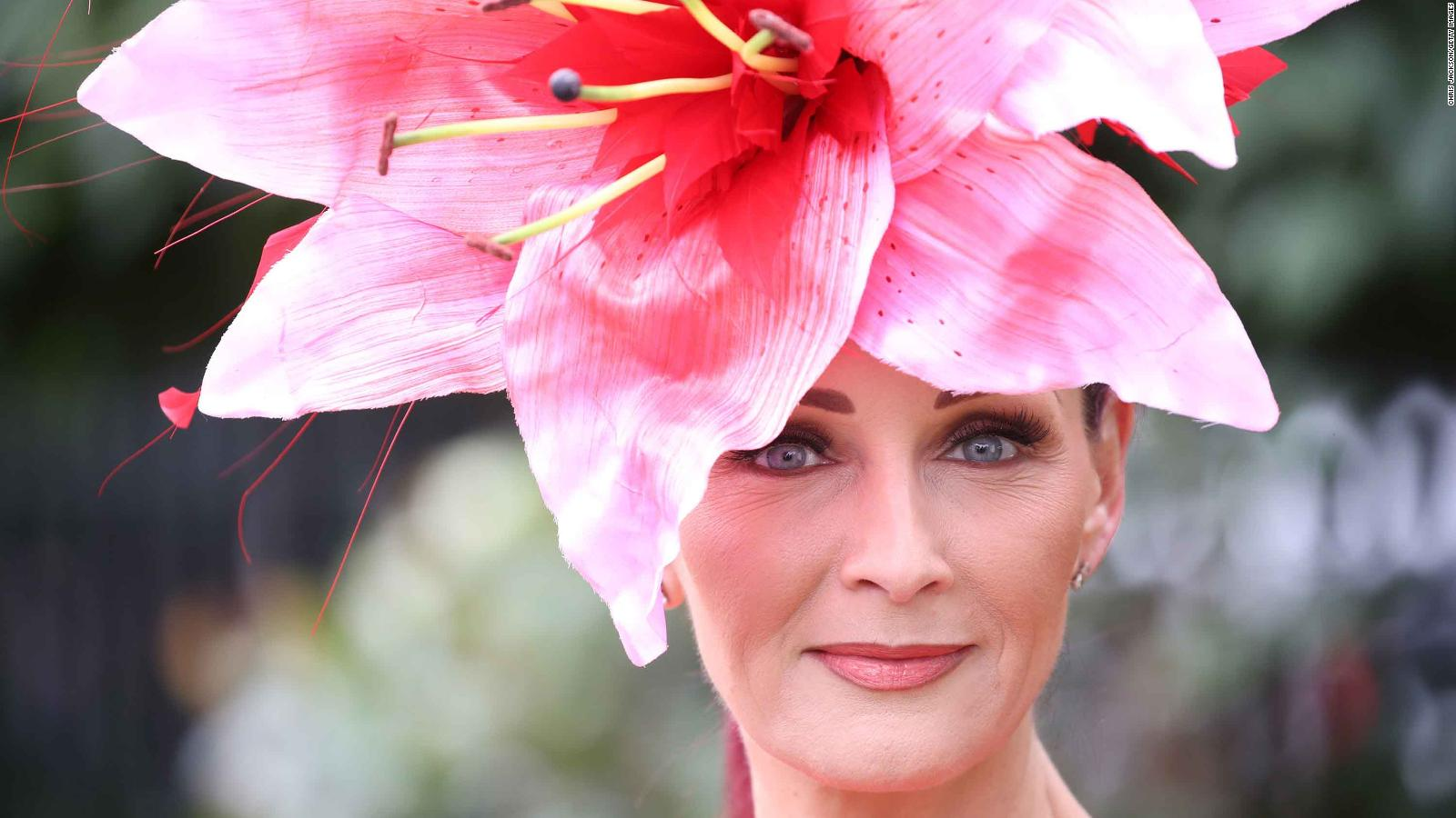 Royal Ascot 2018  The best hats - CNN Style cf80fea394b