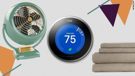 Cooling home items: Shop stylish fans, bedding and the Amazon Nest ...
