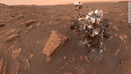 NASA's Curiosity rover has found organic matter in the soil on Mars