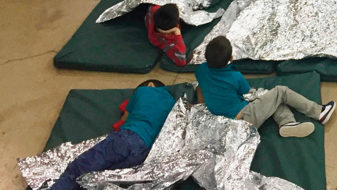 Migrant children are being sent to shelters across the country and far away from their parents