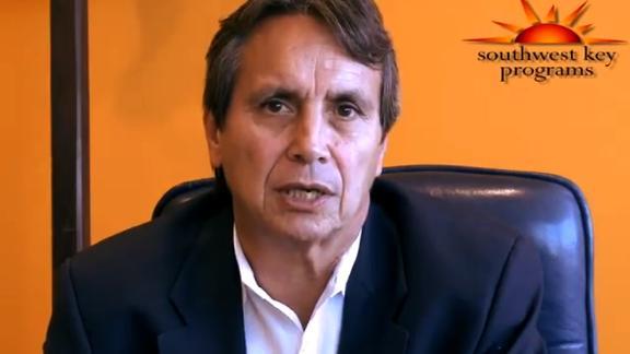 Dr. Juan Sanchez, president and founder of Southwest Key Programs