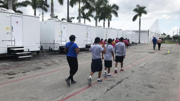 The Homestead facility serves both teenage boys and girls.