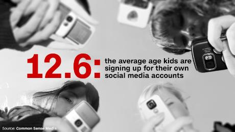 Social media and kids: What age do they start? - CNN