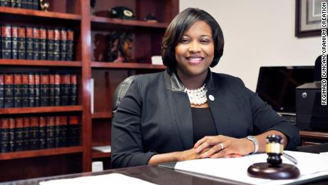 Chief Judge Tiffany Carter Sellers