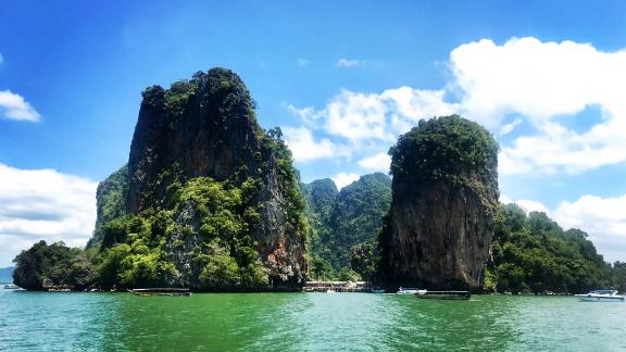 Thailand: White-sand beaches backed by swaying palms and jungle, sheer limestone towers jutting out of jade seas and exotic flora and fauna are just some of the treats on offer on a sailing trip to Thailand.