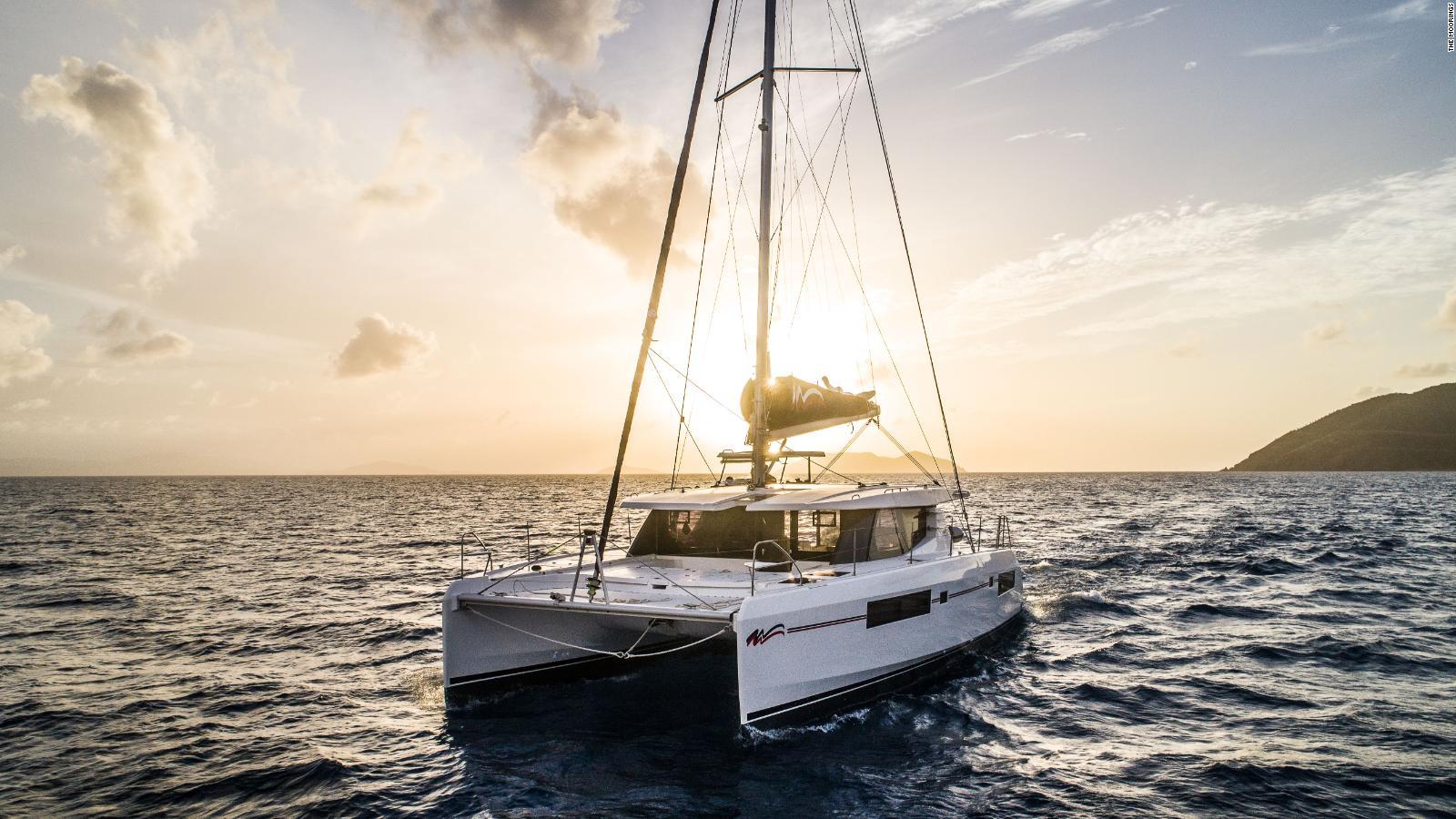 Best sailing destinations around the world | CNN Travel