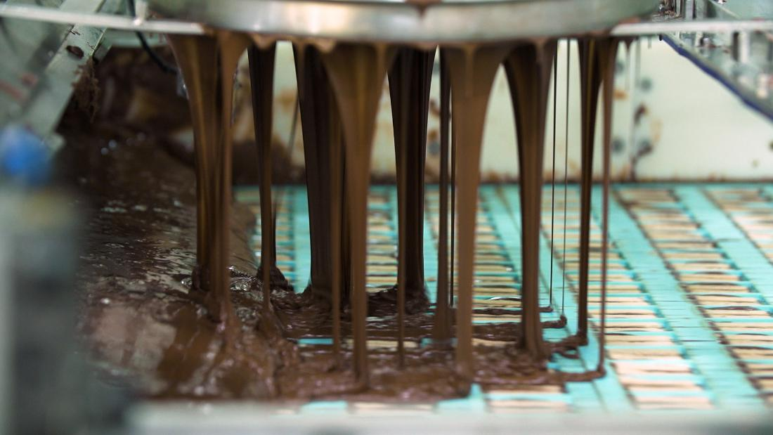 Nestle introduces a new kind of chocolate