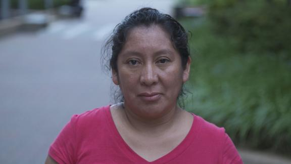 Beata Mariana de Jesus Mejia-Mejia sued the government, asking to be reunited with her son.