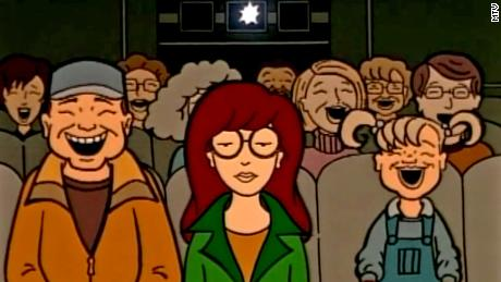 """Daria,"" which ran for five seasons on MTV, could be coming back."