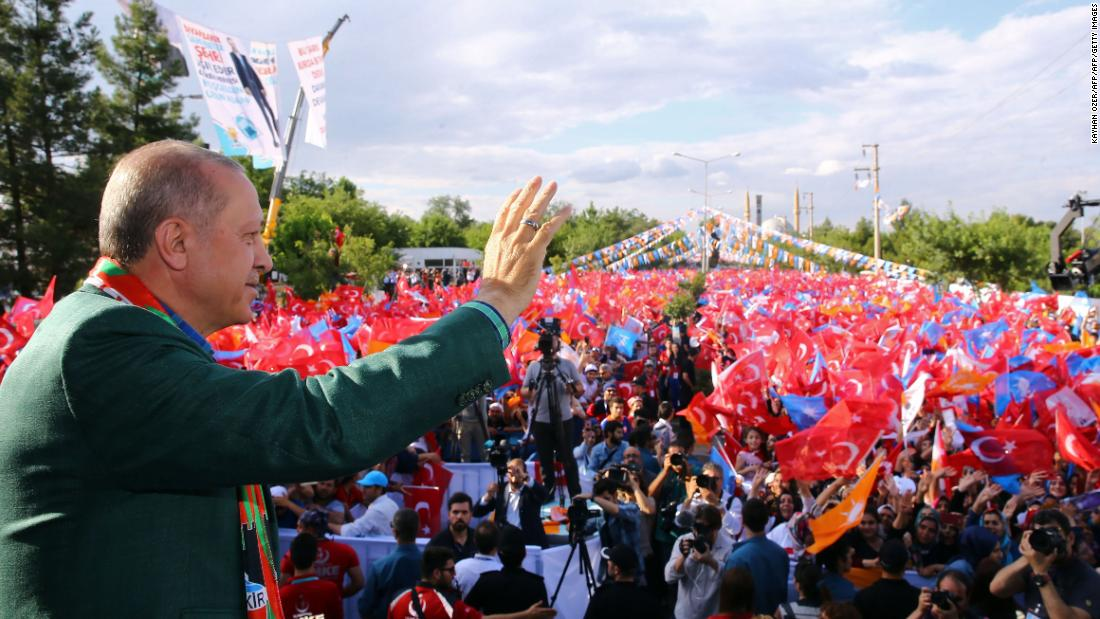 Erdogan's gamble on snap elections in Turkey could backfire