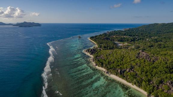 Seychelles: The main yacht charter area is focused on the inner islands around the forested Mahe, Praslin and La Digue.