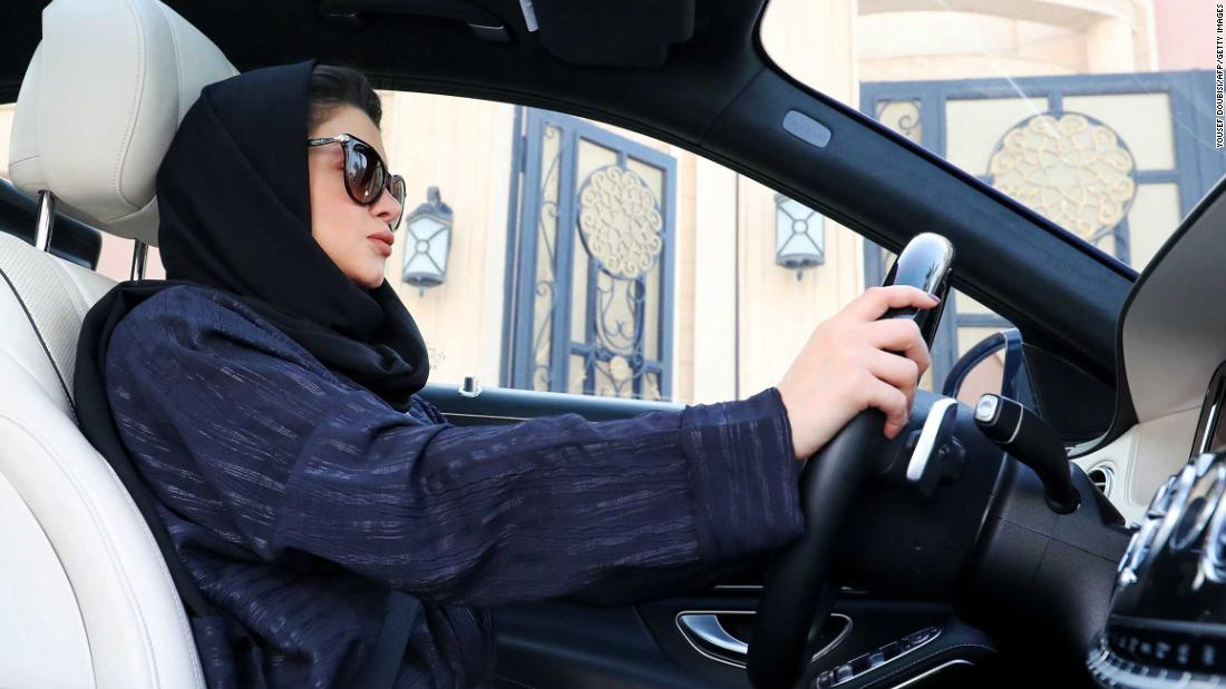 Landmark day for Saudi women as driving ban ends