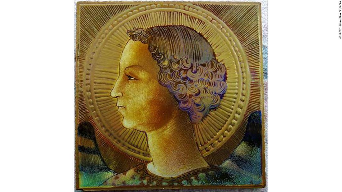 Is this da Vinci's earliest work?