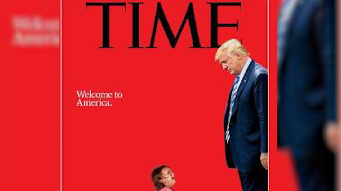 Why the Trump Time magazine cover is so powerful