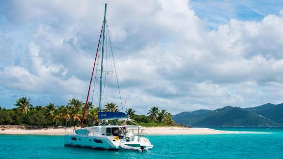 British Virgin Islands:  The BVIs were hit hard by Hurricane Irma but tourism is bouncing back  and the sailing is as good as ever.