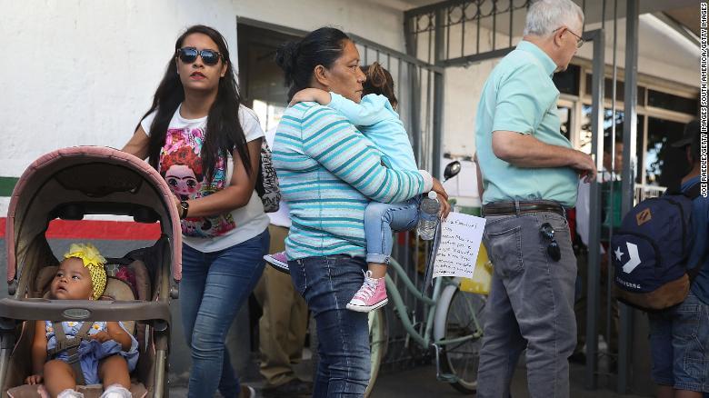 6 migrant children reunited with parents