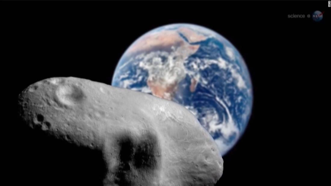 Here's how NASA plans to stop asteroids