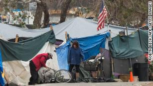 Jesus said the poor will always be with us, but that doesn't necessarily mean he would ignore the homeless.