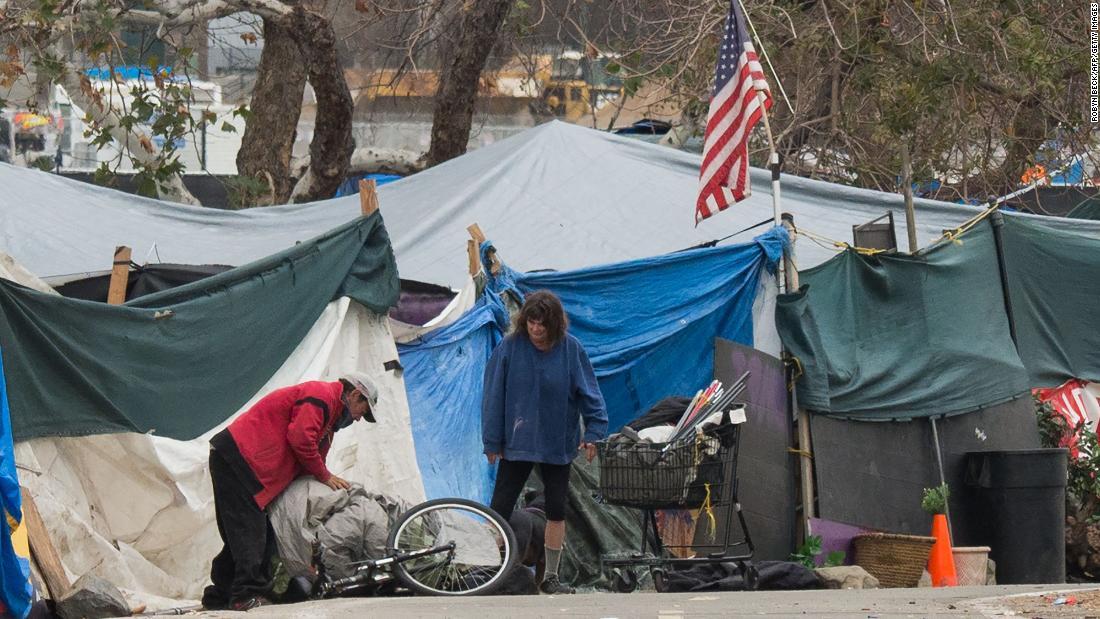 UN: US poor becoming more destitute under Trump