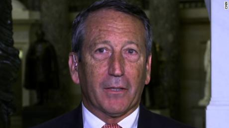 Rep. Mark Sanford on New Day