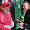 Royal Ascot Frankie Dettori Gold Cup Queen