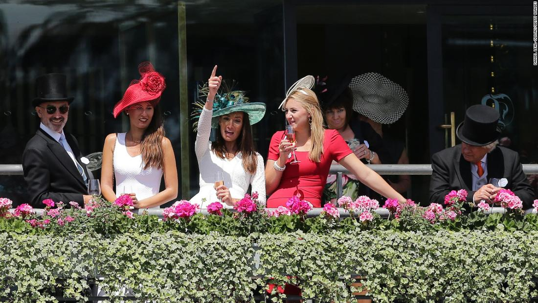 Royal Ascot is a pageant of high fashion, couture and world-class millinery, with Ladies' Day as the crowning glory.