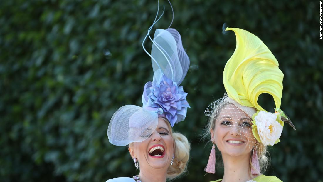 Royal Ascot is the place to be seen and show off your outfit on Ladies' Day.