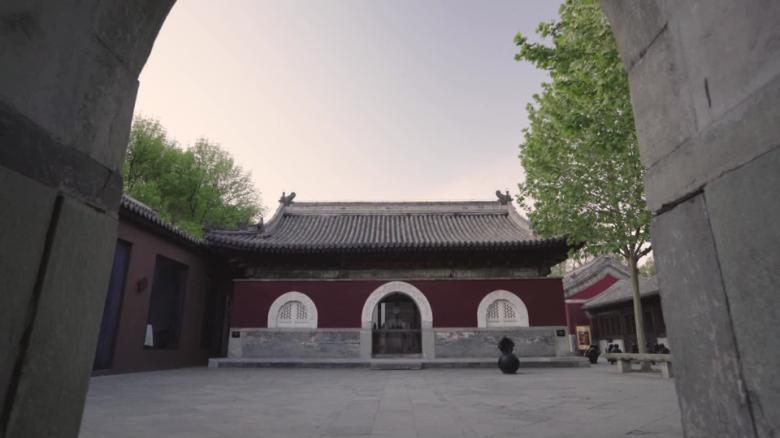 Former Beijing temple named world's best restaurant
