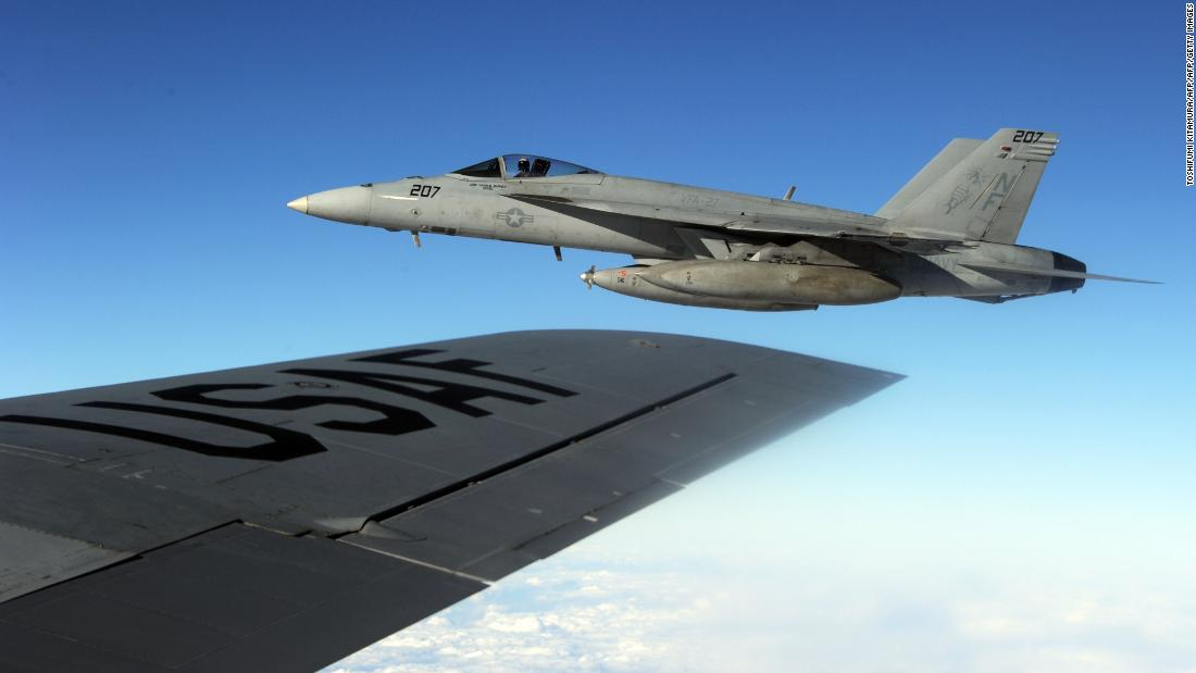 Suspected Chinese lasers targeting US aircraft over the Pacific
