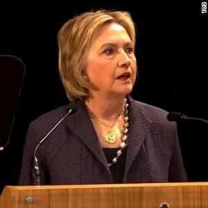 Hillary Clinton: Children treated as political pawns