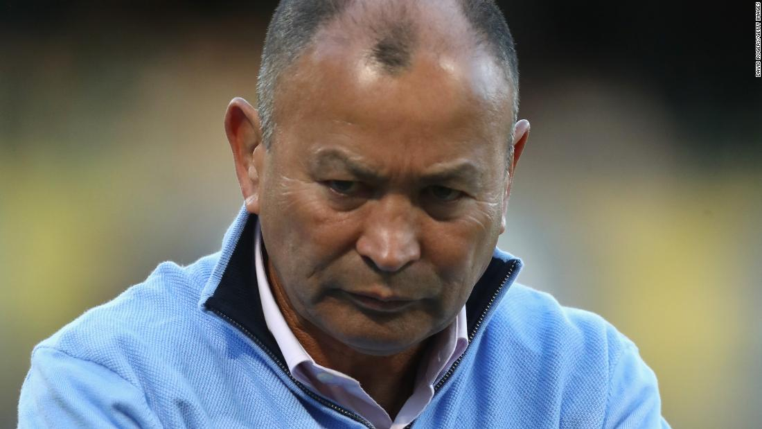 Eddie Jones: A coach under fire