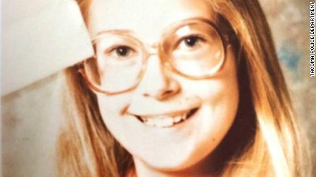 Police: Napkin used to crack cold case of 12-year-old slain in Tacoma