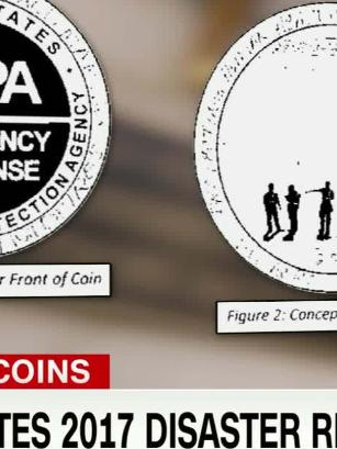 EPA coins to congratulate 2017 disaster responders CNN's