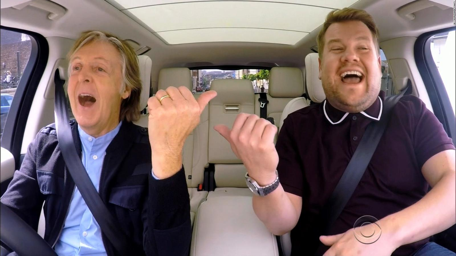 McCartney shares inspiration for 'Let It Be'