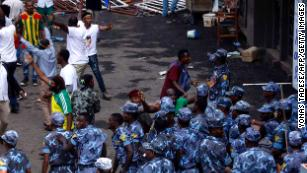 Dozens injured after blast hits Ethiopia rally