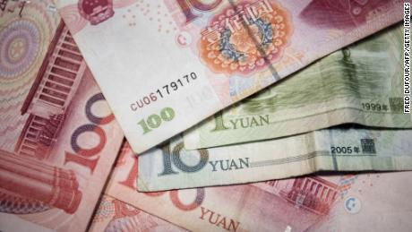 China wants markets to eventually play a far greater role in determining its currency's value.
